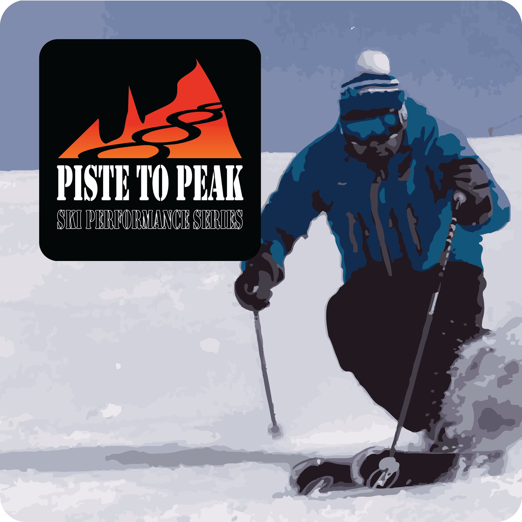 P2P1 - Piste to Peak Volume 1 - Skiing Fundamentals