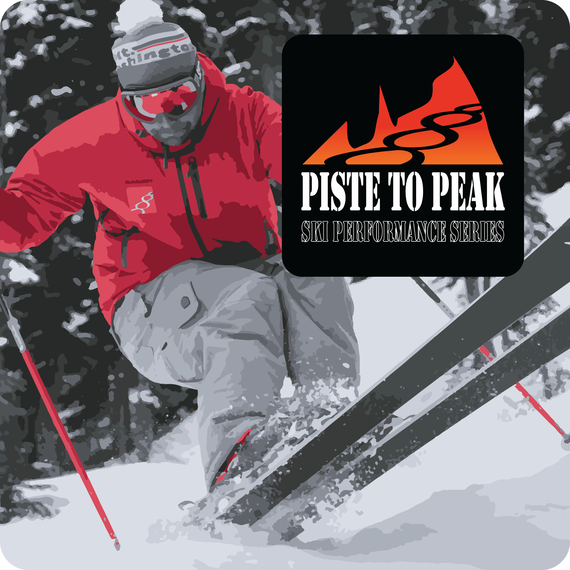 P2P2 - Piste to Peak Volume #2 - Spring Skiing... The Lost Art of Slushy Bumps, Icy Bumps & Everything in Between