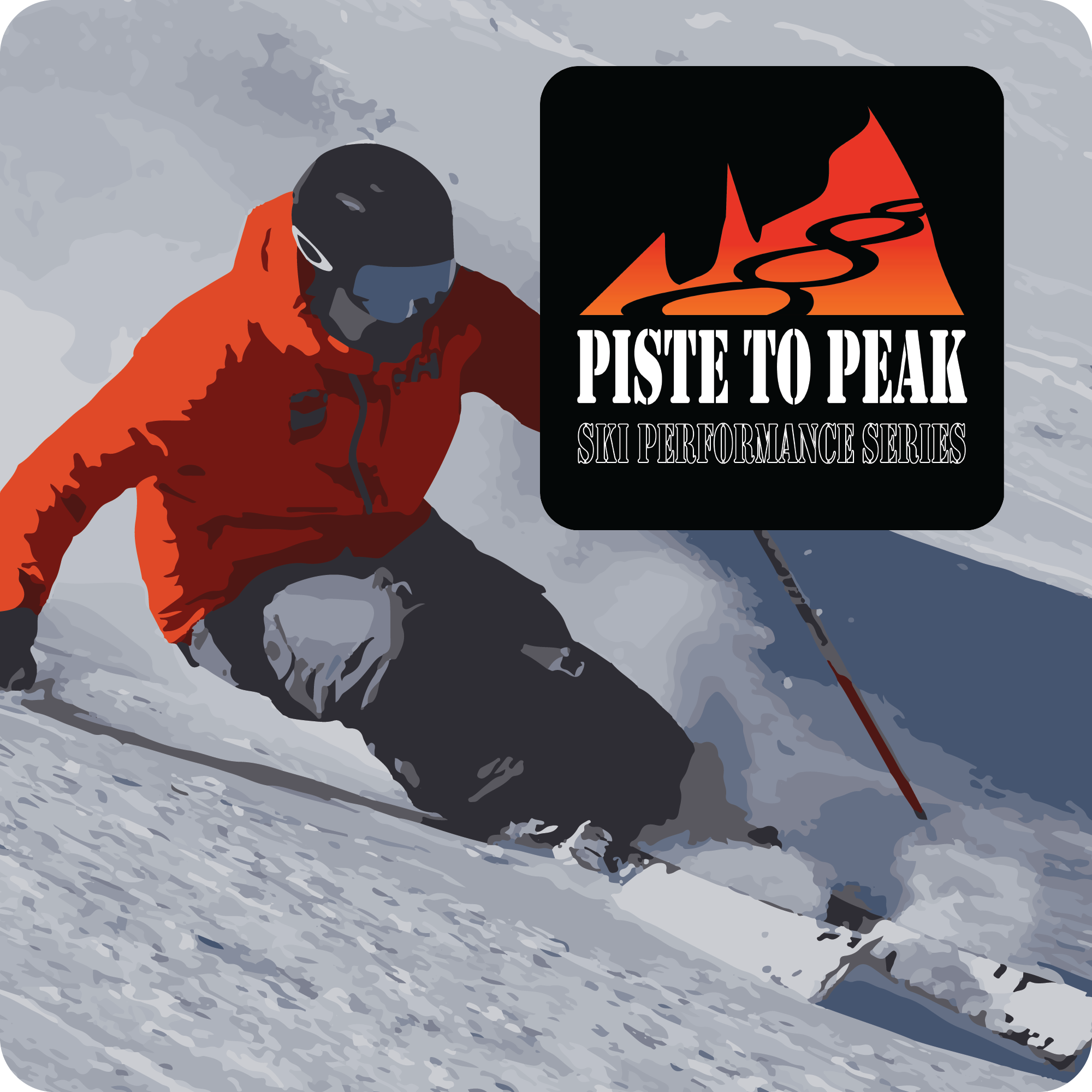 P2P3 - Piste to Peak Volume 3 - Skiing Carving