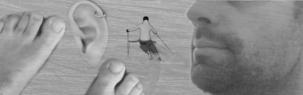 Body Folding - Ski Technique