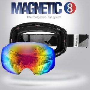 Affordable ski goggles