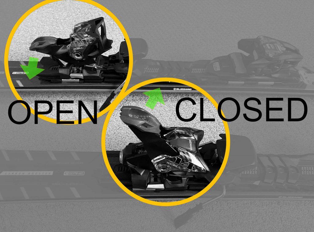 Ski Bindings - Open vs Closed