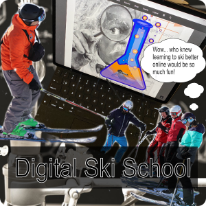 SkierLab - Digital Ski School Memberships
