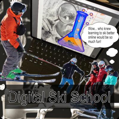 SkierLab - Digital Ski School Memberships
